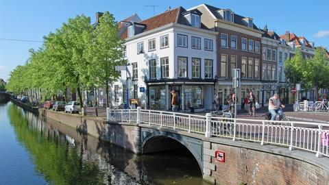 Rick Steves' Europe -- Delft, Netherlands: Town Square and Delftware