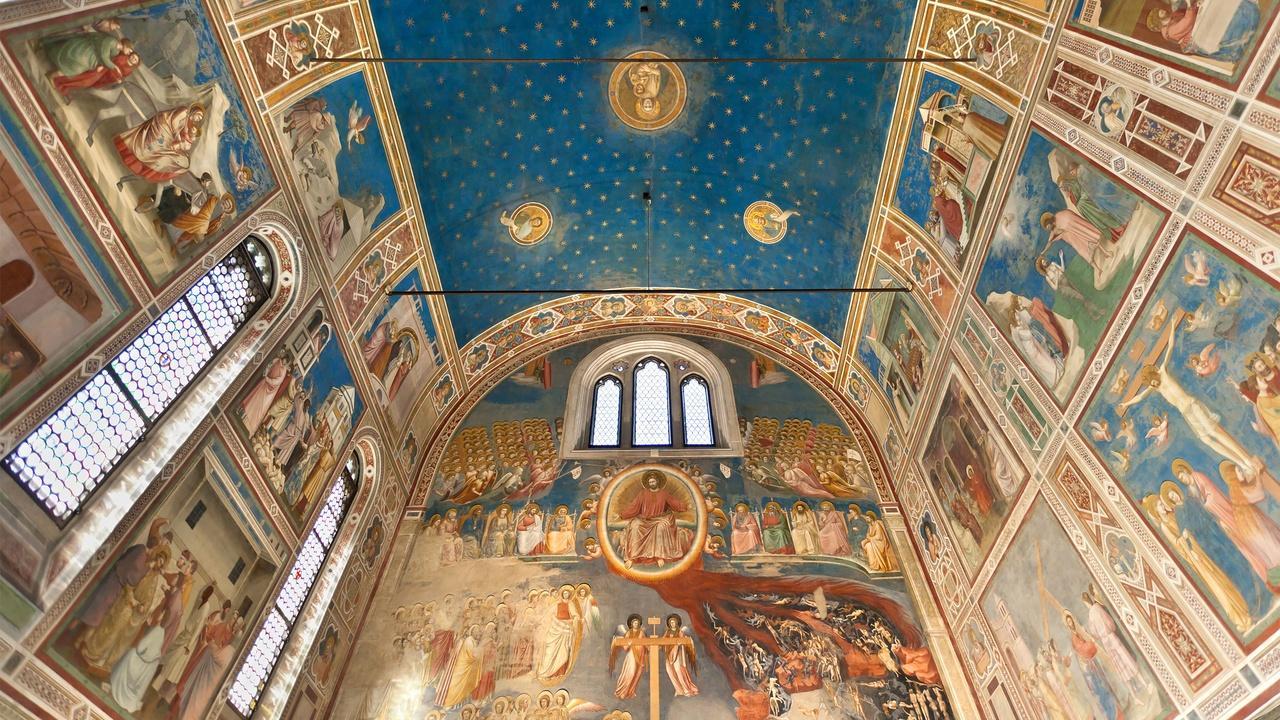 Padova, Italy: The Scrovegni Chapel