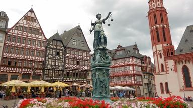 Germany's Frankfurt and Nürnberg