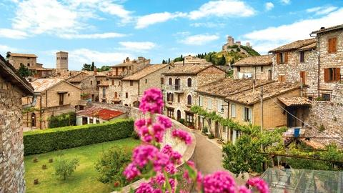 Rick Steves' Europe -- S9 Ep6: Assisi and Italian Country Charm