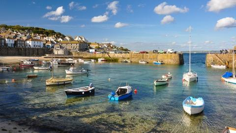 Rick Steves' Europe -- S9 Ep10: England's Cornwall