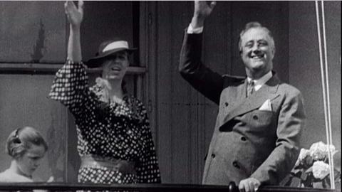 The Roosevelts -- Great Leaders