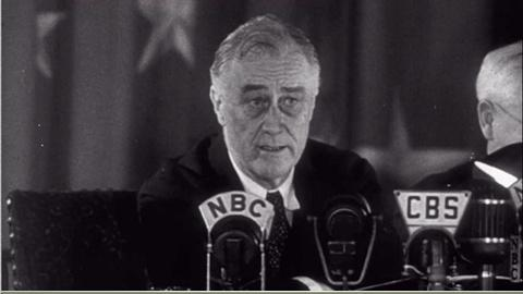 The Roosevelts -- Franklin Delano Roosevelt: The 1944 Campaign Speech