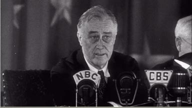 Franklin Delano Roosevelt: The 1944 Campaign Speech