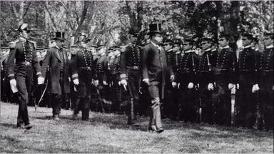 Theodore Roosevelt: Warmonger