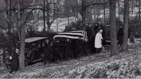 The Roosevelts -- Theodore Roosevelt: Death