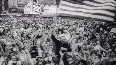Education Clip Eleanor Roosevelt after FDR