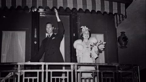 The Royals' Visit