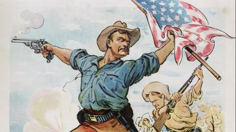 The Roosevelts -- Timeline Clip - Theodore Roosevelt Becomes an American Hero