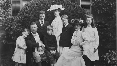 The Roosevelts -- Get Action (1858-1901)