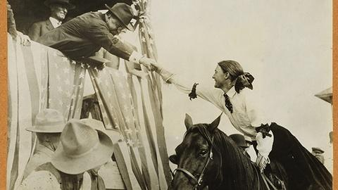 The Roosevelts -- In the Arena (1901-1910)