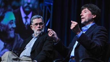 Director Ken Burns discusses The Roosevelts