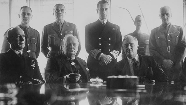 La causa común (1939-1944)