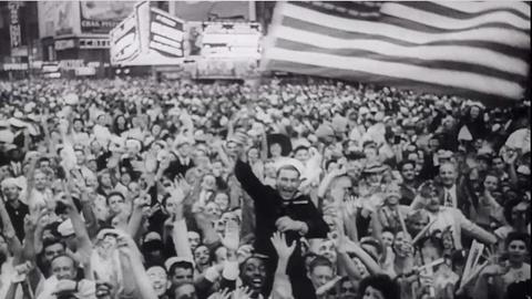 Timeline Clip - Eleanor Roosevelt Leaves White House