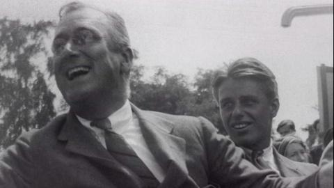 The Roosevelts -- Education Clip Roosevelt Runs for Governor of New York
