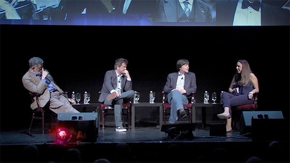 S1: Ken Burns and Beau Willimon/The Roosevelts & The Underwo image