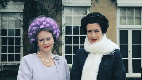 Royal Wives at War -- Official Trailer