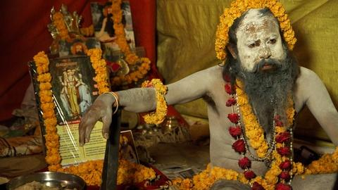 Sacred Journeys -- Notes from the Field: The Naked Holy Men (Kumbh Mela)