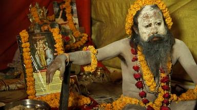 Notes from the Field: The Naked Holy Men (Kumbh Mela)