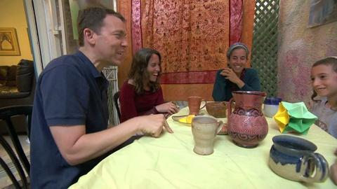 Sacred Journeys -- Notes from the Field: The Sukkot Quiz Show! (Jerusalem)