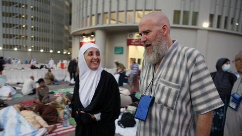 Sacred Journeys -- Notes from the Field: Jack's Story (The Hajj)