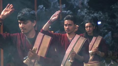 Sacred Journeys -- Notes from the Field: Mother Ganga (Kumbh Mela)