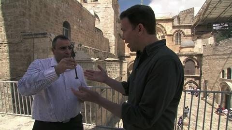 Sacred Journeys -- Notes from the Field: Church of Holy Sepulcher (Jerusalem)