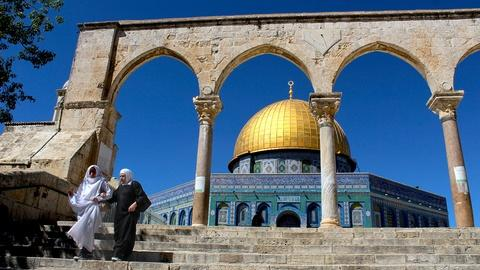Sacred Journeys -- Jerusalem