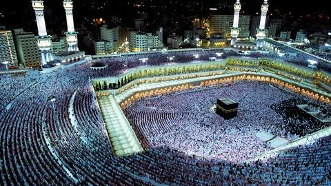 Sacred Journeys -- The Hajj