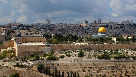 Sacred Journeys -- Three Religions, One City (Jerusalem)