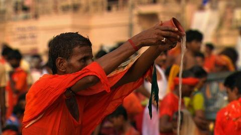 Sacred Journeys -- The Core Tenets of Hinduism (Kumbh Mela)