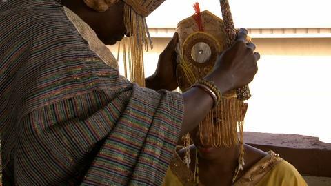 Sacred Journeys -- Initiation of a Yoruban Priestess (Osun-Osogbo)