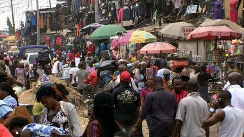 Sacred Journeys -- Yoruban History and Diaspora (Osun-Osogbo)