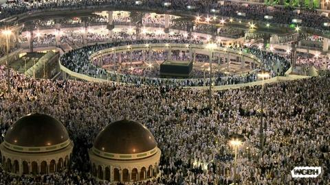 Sacred Journeys -- Circling the House of God on Earth (The Hajj)