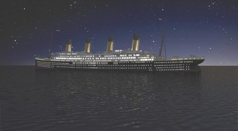 Saving the Titanic: Saving the Titanic - Preview