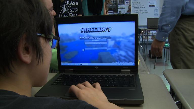 School Sleuth: The Case of the Wired Classroom: Video Games for Education