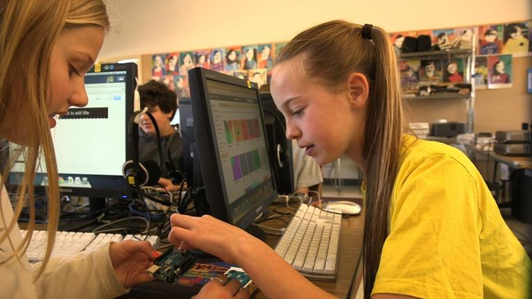 School Sleuth: The Case of the Wired Classroom: District-wide Tech Implementation