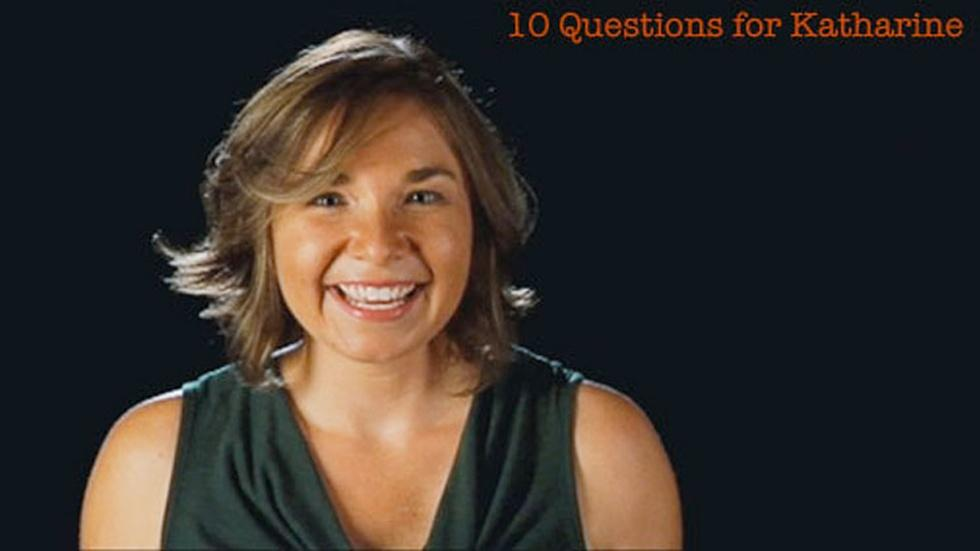 S2011 Ep48: Katharine Hayhoe: 10 Questions for Katharine image