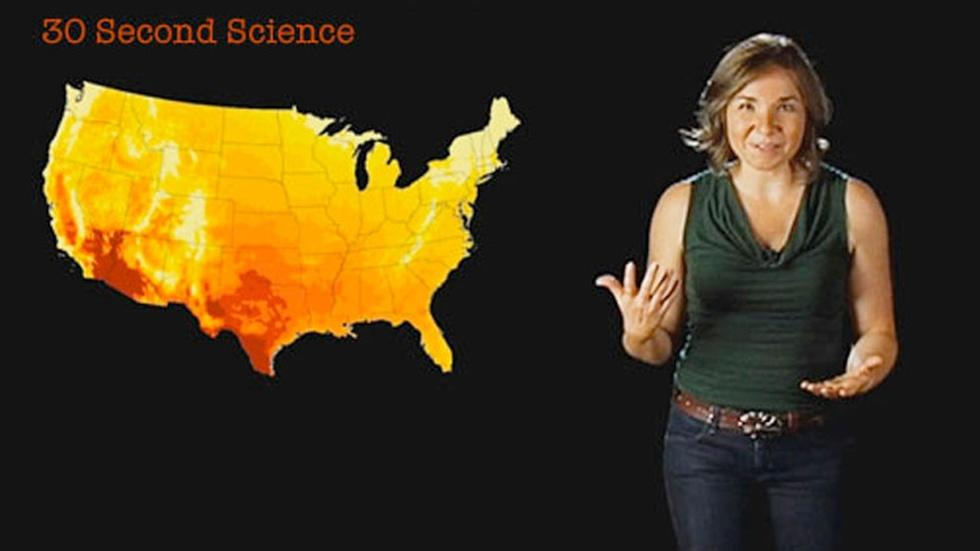 Katharine Hayhoe: 30 Second Science image