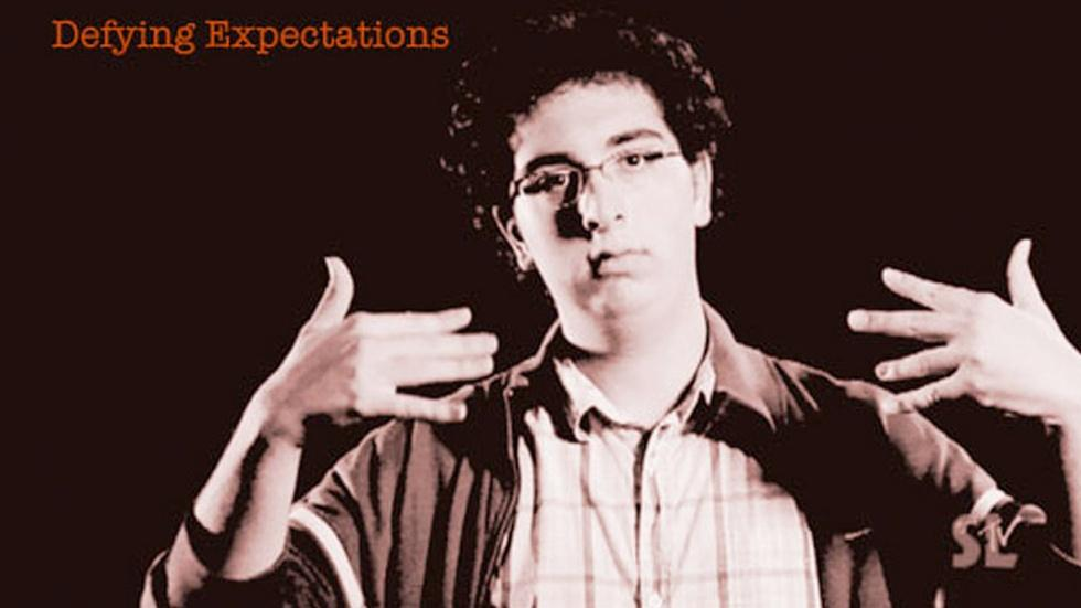 Alan Sage: Defying Expectations image