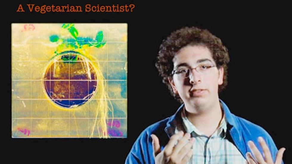 S2011 Ep41: Alan Sage: A Vegetarian Scientist? image