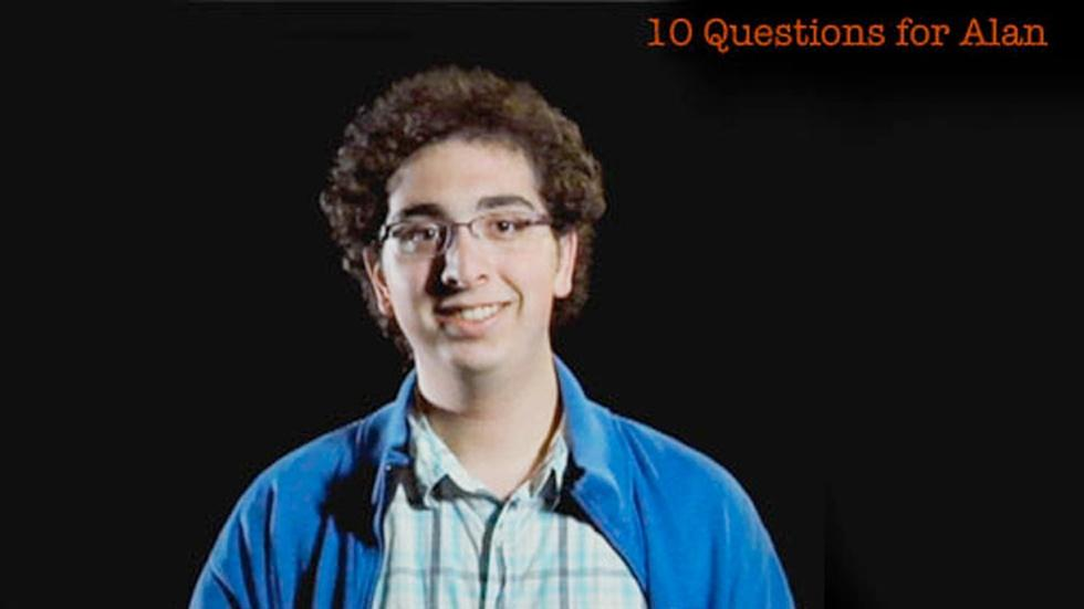 S2011 Ep40: Alan Sage: 10 Questions for Alan image