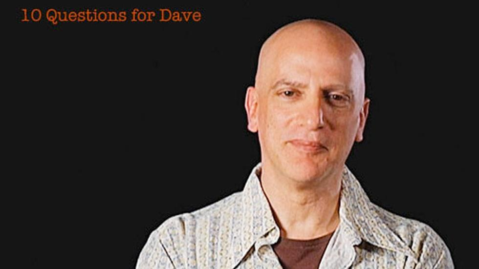 Dave Sulzer: 10 Questions for Dave  image