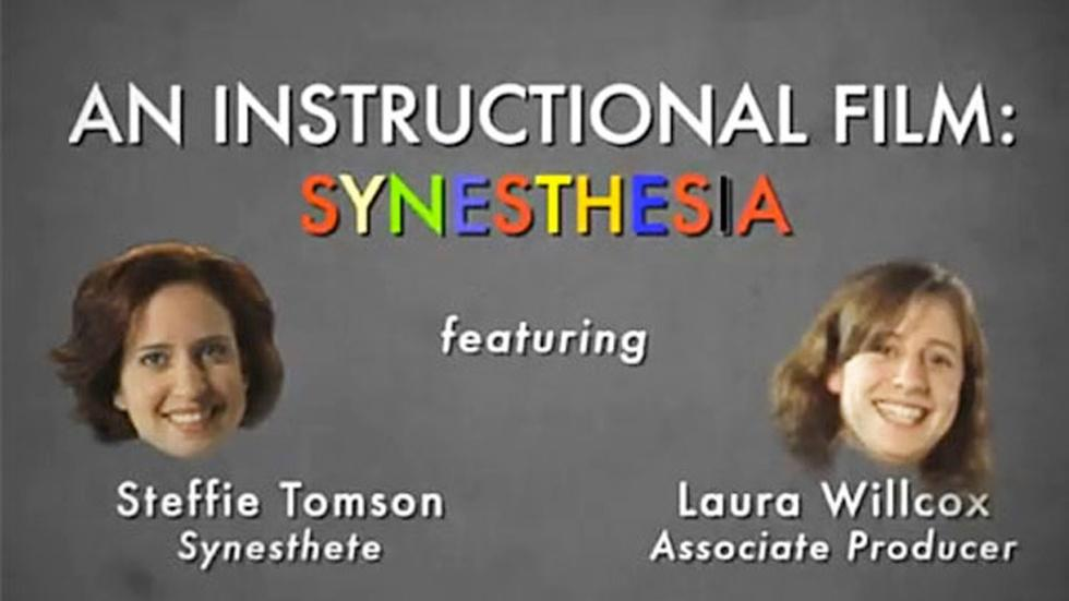 Steffie Tomson: Instructional Film: Synesthesia image