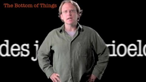 S2009 E2: Mark Siddall: The Bottom of Things
