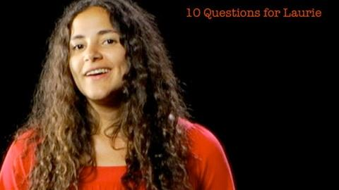S2009 E40: Laurie Santos: 10 Questions for Laurie