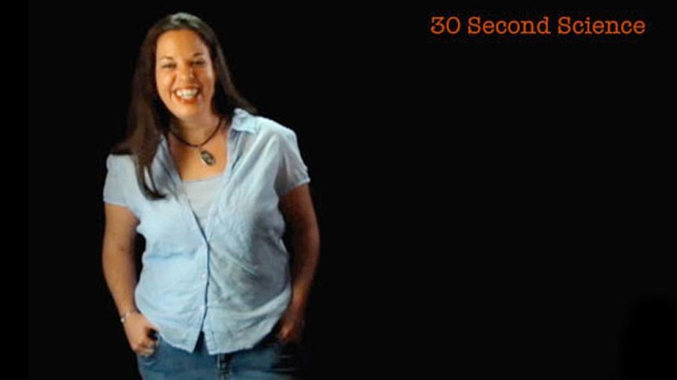 Alexandrea Bowman: 30 Second Science image