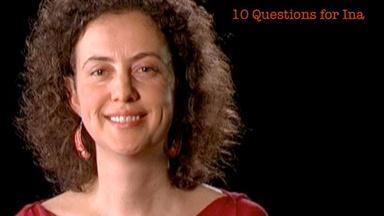 Ina Vandebroek: 10 Questions for Ina