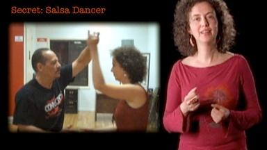 Ina Vandebroek: Salsa Dancer