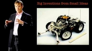 Colin Angle: Big Inventions
